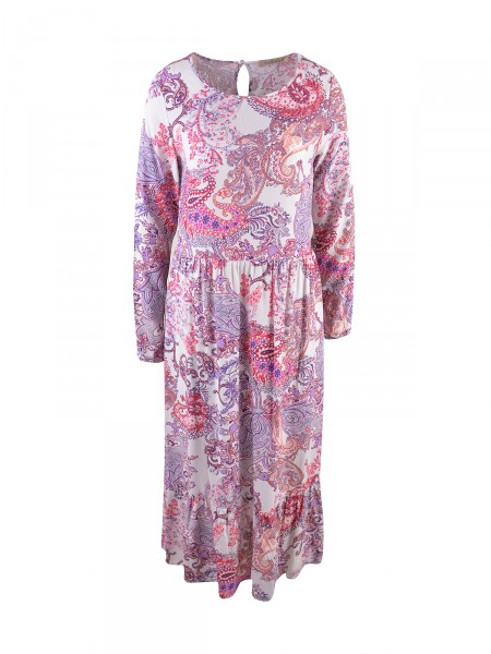 SMITH & SOUL Damen Kleid, lila