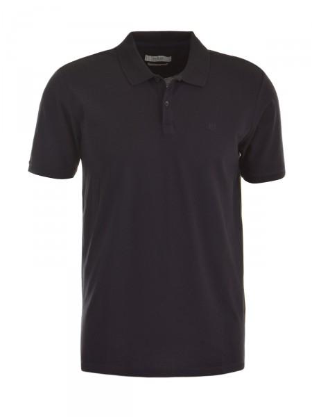JACK & JONES Herren Poloshirt, schwarz