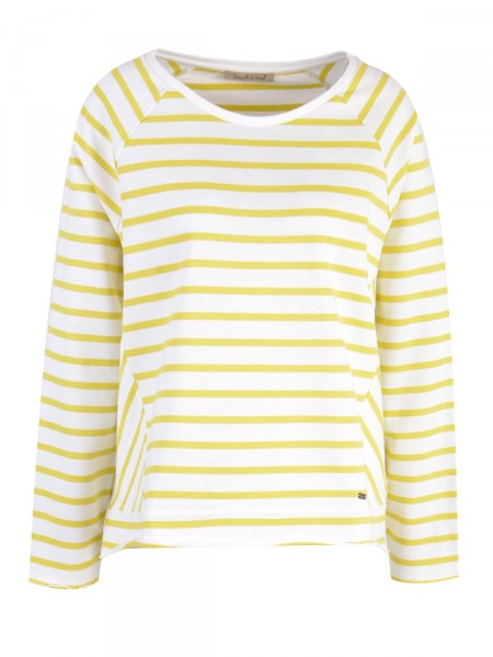 SMITH & SOUL Damen Pullover, gelb
