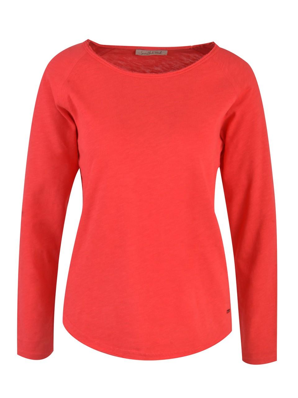 Oberteile - SMITH SOUL Damen Shirt, rot  - Onlineshop Designermode.com
