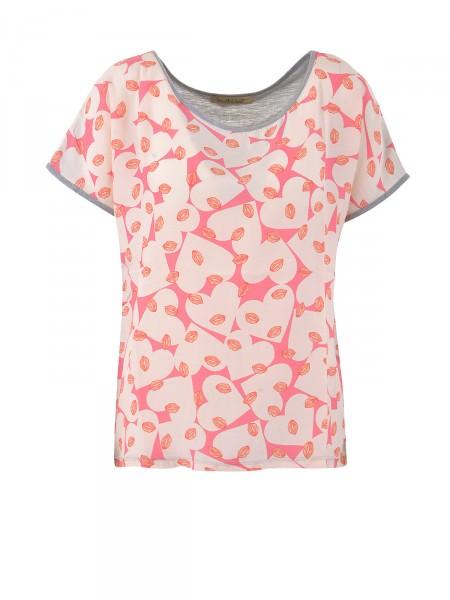 SMITH & SOUL Damen T-Shirt, mehrfarbig