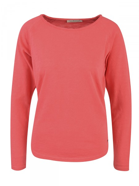 SMITH & SOUL Damen Shirt, rot