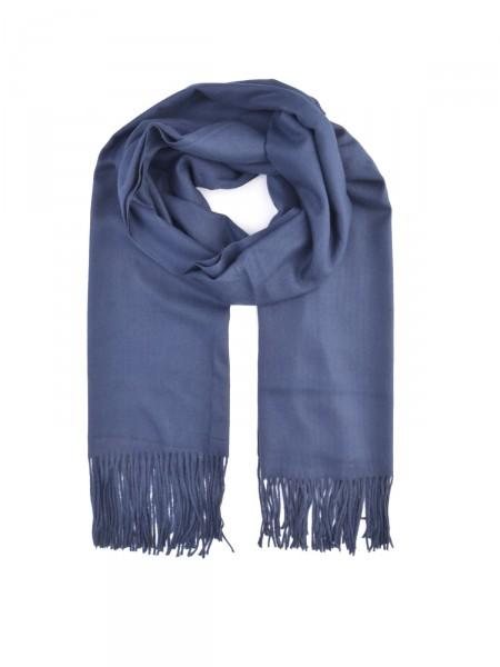 MILANO ITALY Damen Schal, dunkelblau