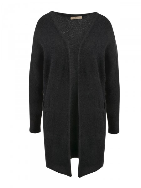 SMITH & SOUL Damen Cardigan, schwarz