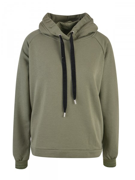SMITH & SOUL Damen Sweatshirt, grün