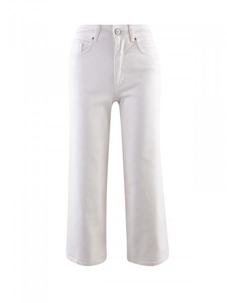 SMITH & SOUL Damen Jeans, creme