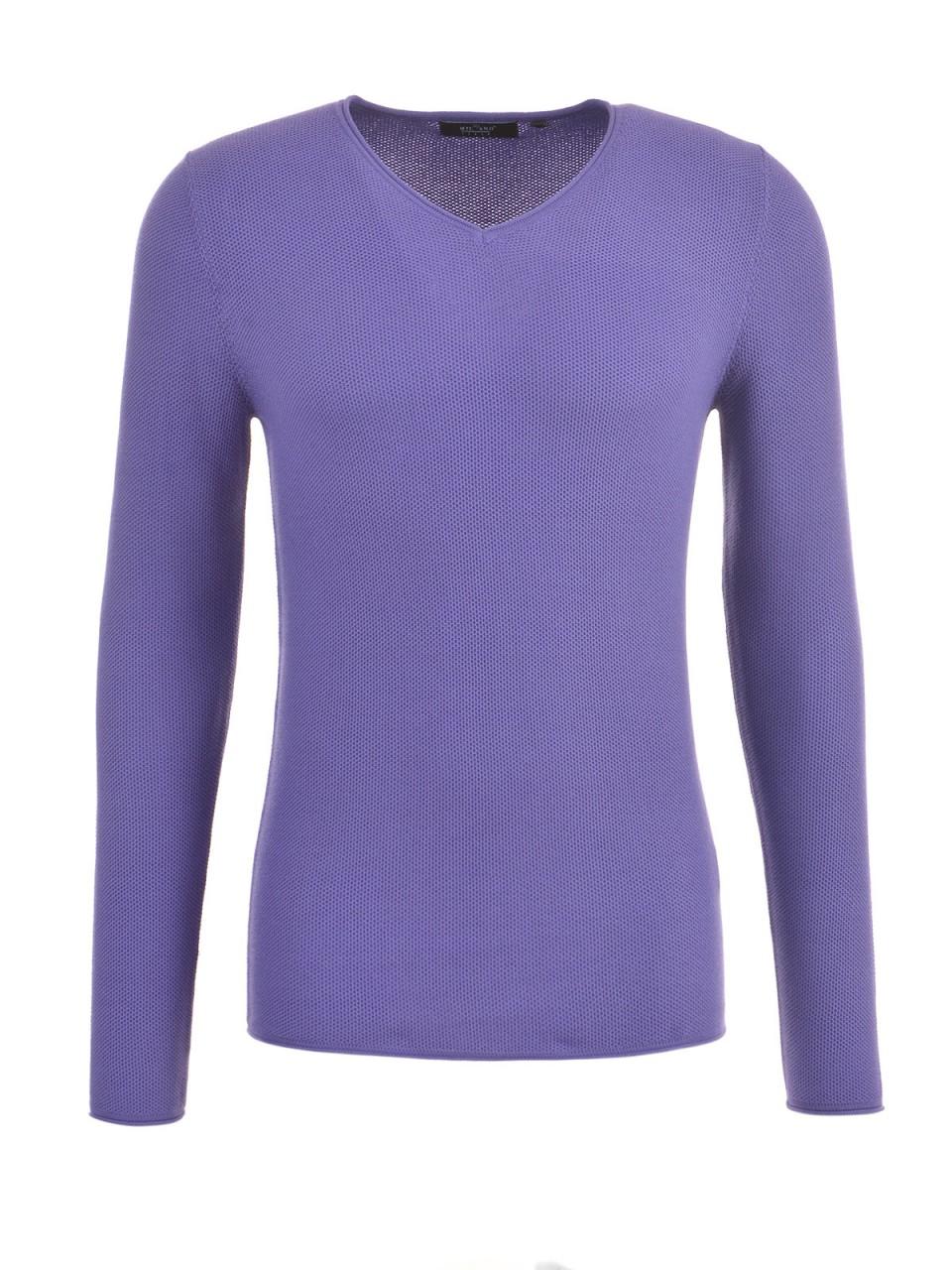 milano-italy-herren-pullover-lila
