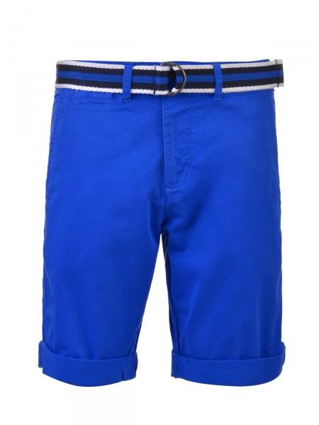 MILANO ITALY Herren Bermuda Shorts, royalblau