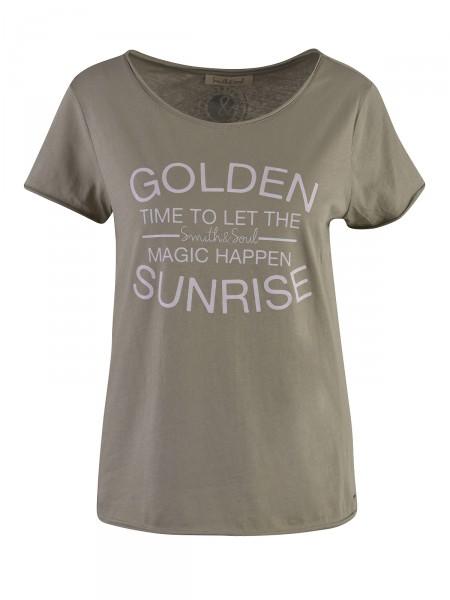 SMITH & SOUL Damen T-Shirt, oliv
