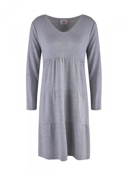 HEARTKISS Damen Kleid, grau