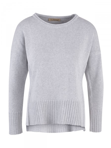 SMITH & SOUL Damen Pullover, hellgrau