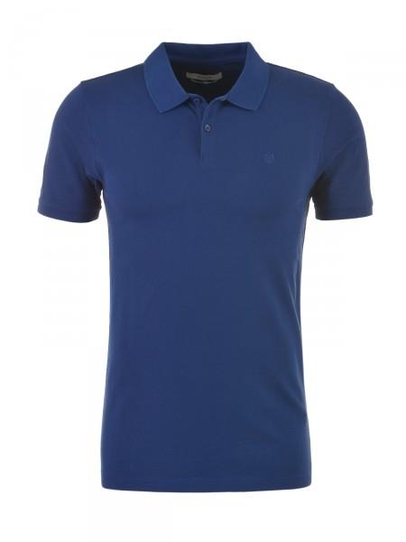 JACK & JONES Herren Poloshirt, blau