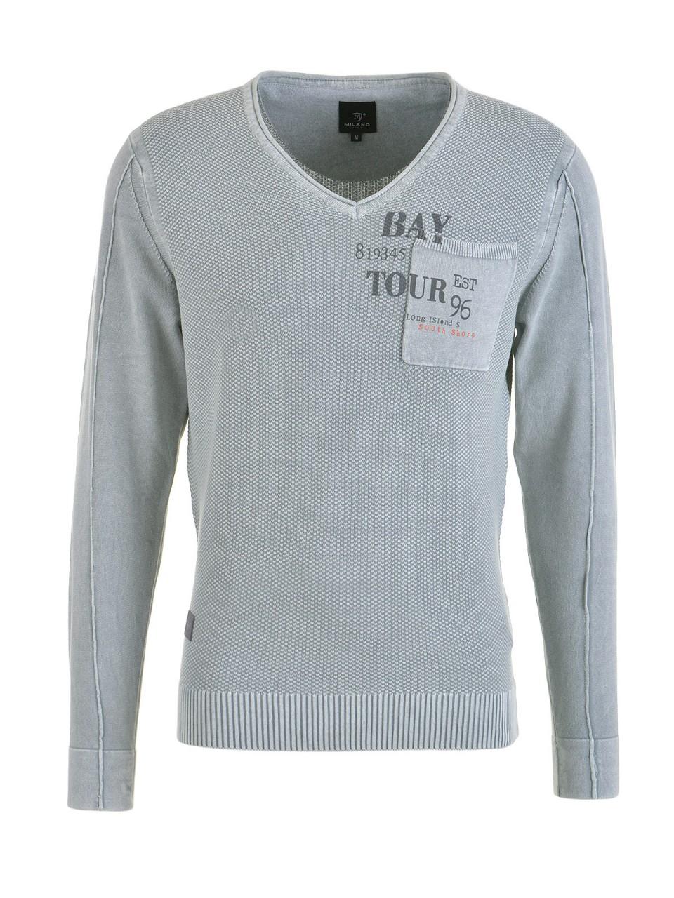 milano-italy-herren-pullover-grau, 25.17 EUR @ designermode-com-mode