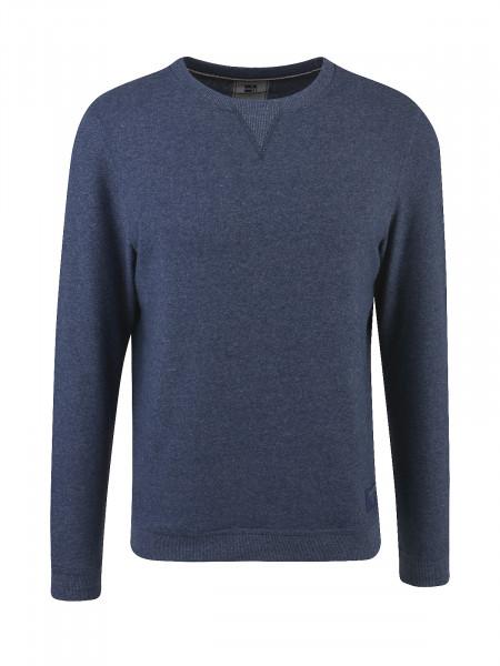 MILANO ITALY Herren Sweatshirt, blau