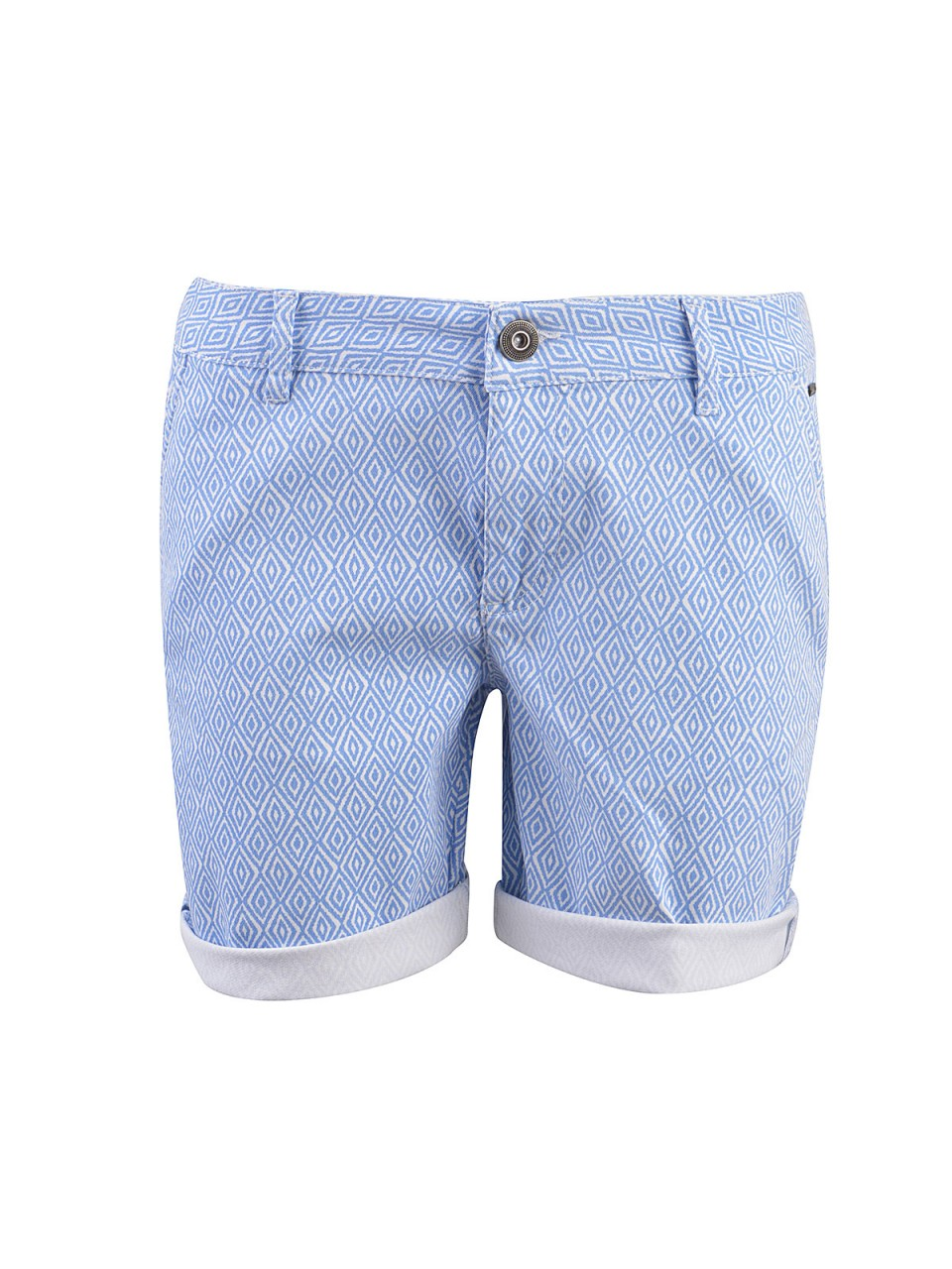 Hosen - SMITH SOUL Damen Shorts, blau  - Onlineshop Designermode.com