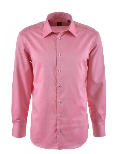MILANO ITALY Herren Hemd, pink