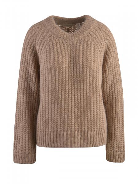 SMITH & SOUL Damen Pullover, braun