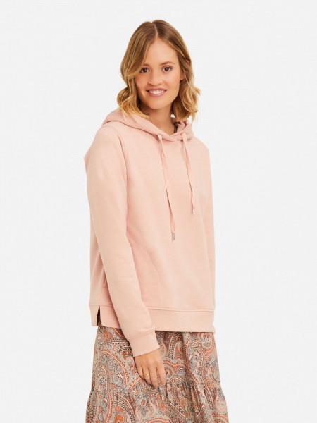 SMITH & SOUL Damen Sweatshirt, altrosa