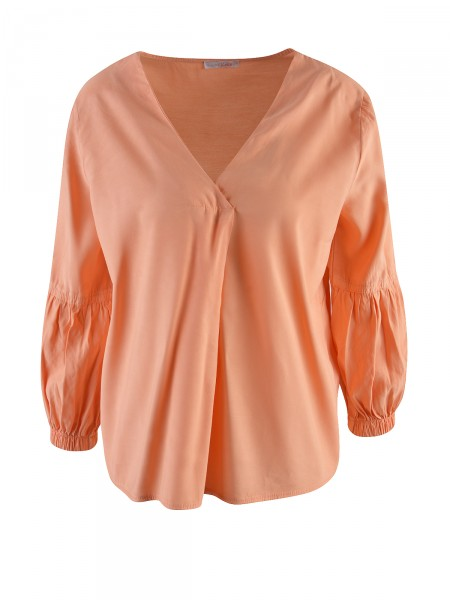 HEARTKISS Damen Bluse, orange