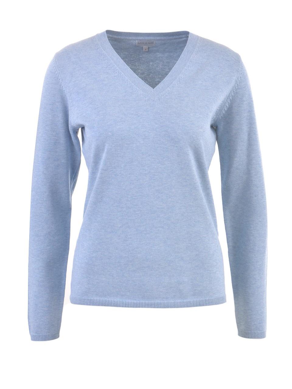 milano-italy-damen-pullover-blau