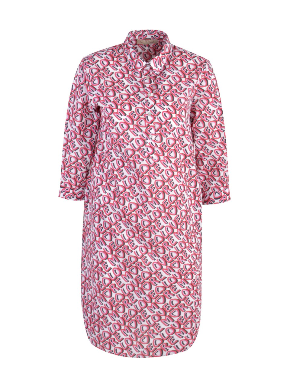 Kleider - SMITH SOUL Damen Kleid, rot  - Onlineshop Designermode.com