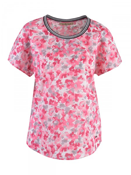 SMITH & SOUL Damen T-Shirt, pink