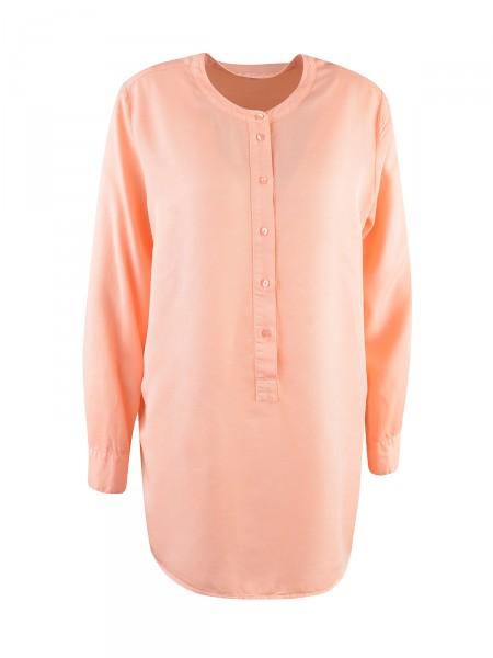 MILANO ITALY Damen Bluse, peach