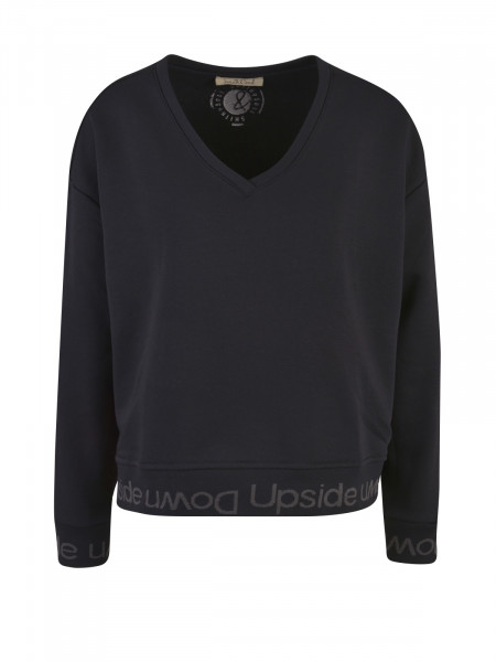 SMITH & SOUL Damen Sweatshirt, schwarz