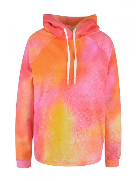 SMITH & SOUL Damen Sweatshirt, orange