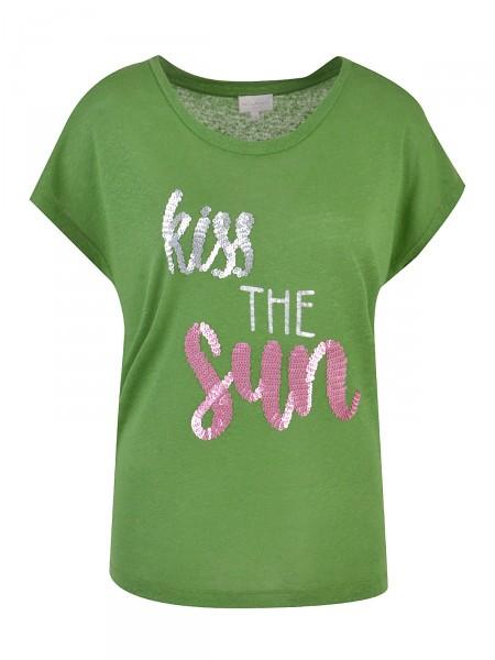 MILANO ITALY Damen T-Shirt, grün