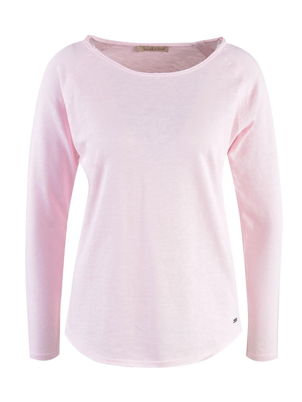 Oberteile - SMITH SOUL Damen Shirt, rosa  - Onlineshop Designermode.com