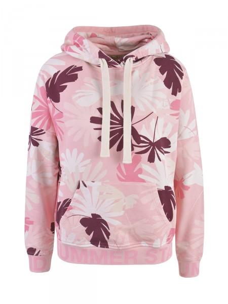 SMITH & SOUL Damen Sweatshirt, rosa