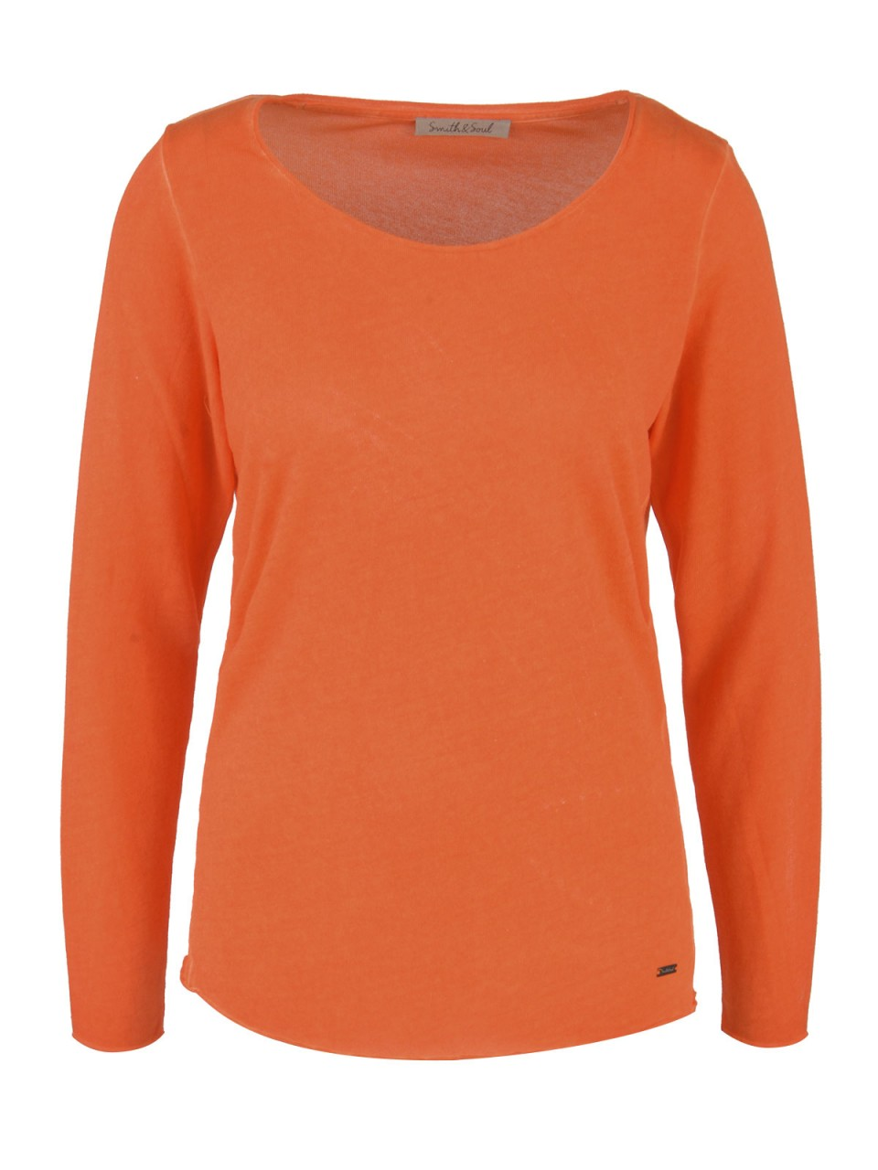 smith-amp-soul-damen-shirt-orange