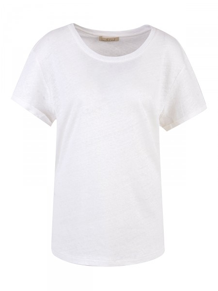 SMITH & SOUL Damen T-Shirt, creme