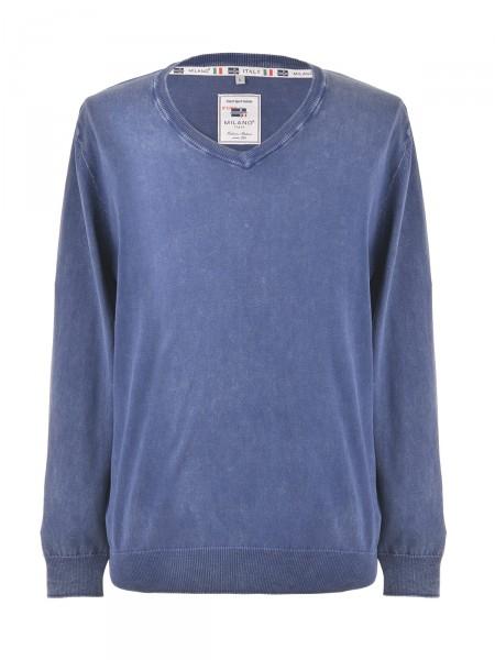 "MILANO ITALY Pullover ""72929"", blau"