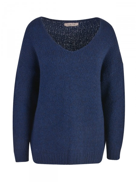 SMITH & SOUL Damen Strickpullover, marine