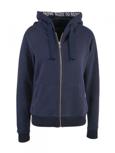 SMITH & SOUL Damen Sweatjacke, marine