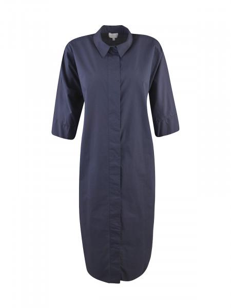 MILANO ITALY Damen Kleid, nachtblau