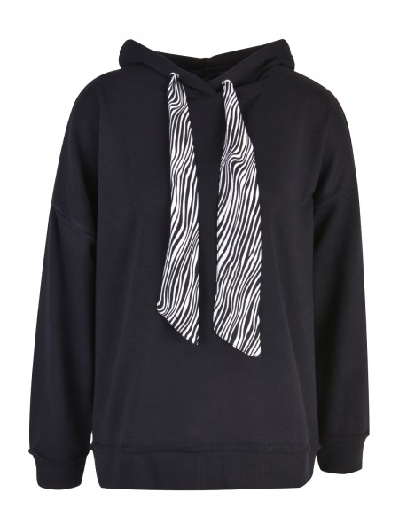 SMITH & SOUL Damen Sweatshirt, schwarz