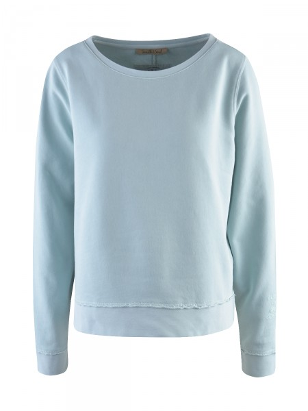 SMITH & SOUL Damen Sweatshirt, türkis