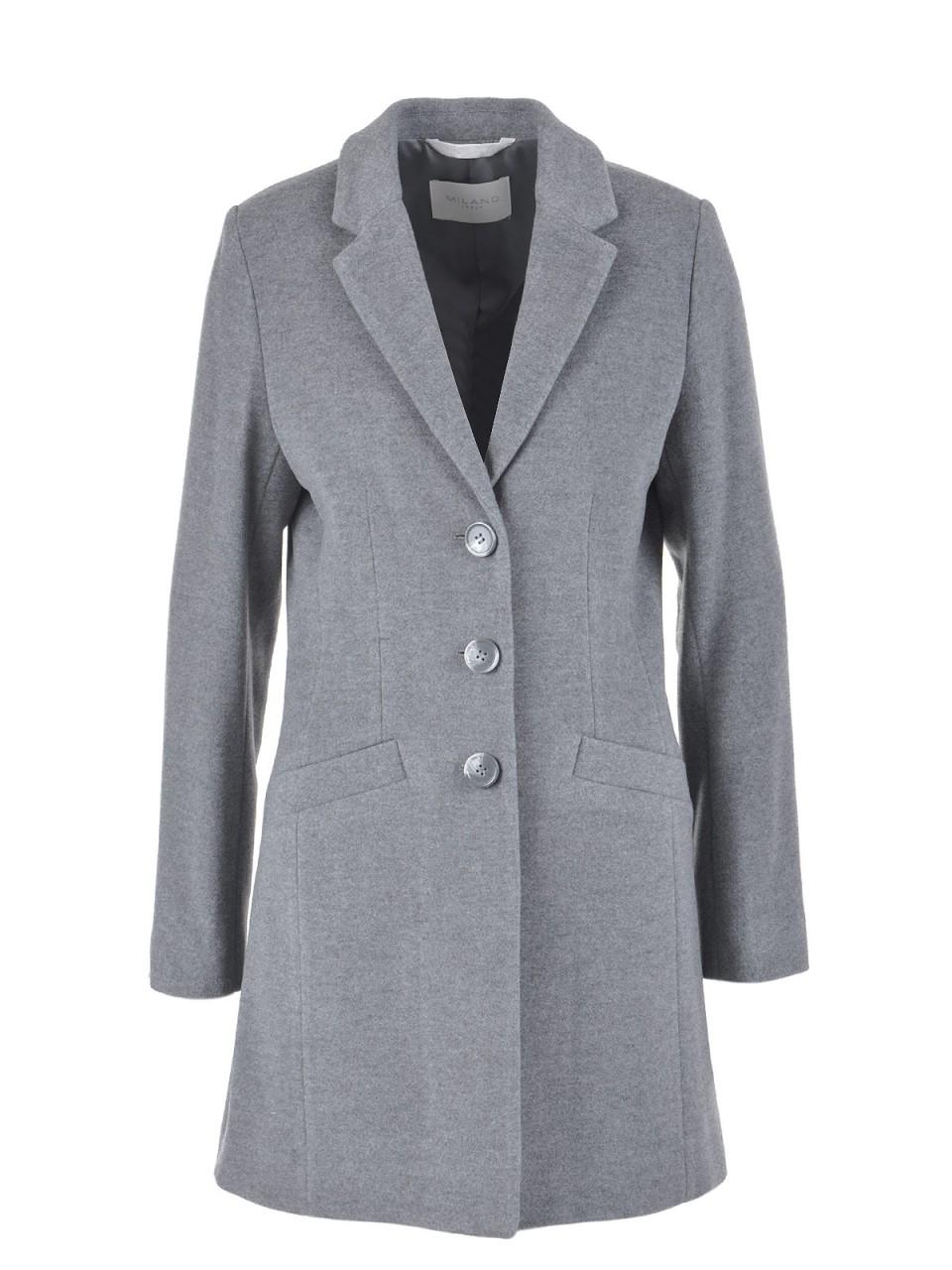 milano-italy-damen-mantel-grau, 91.98 EUR @ designermode-com-mode