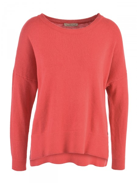 SMITH & SOUL Damen Pullover, rot