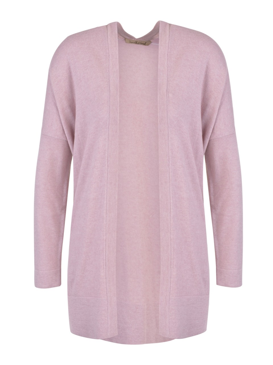 Jacken - SMITH SOUL Damen Cardigan, rosa  - Onlineshop Designermode.com