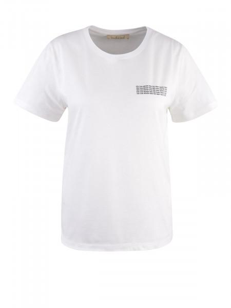 SMITH & SOUL Damen T-Shirt, offwhite