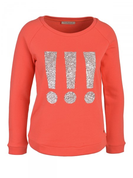 SMITH & SOUL Damen Sweatshirt, rot