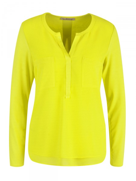 SMITH & SOUL Damen Bluse, gelb