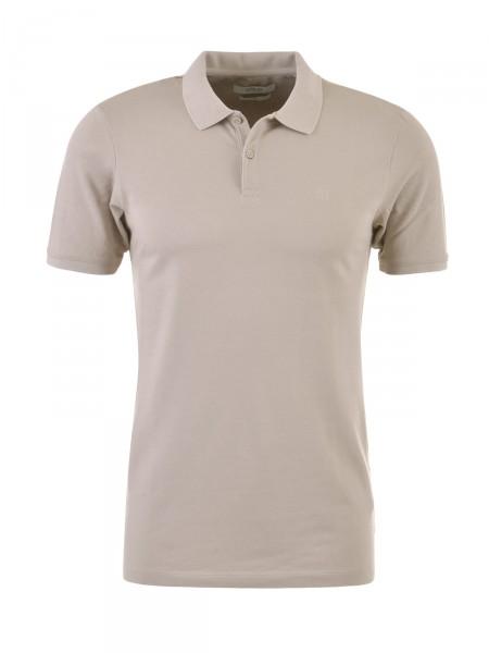 JACK & JONES Herren Poloshirt, beige