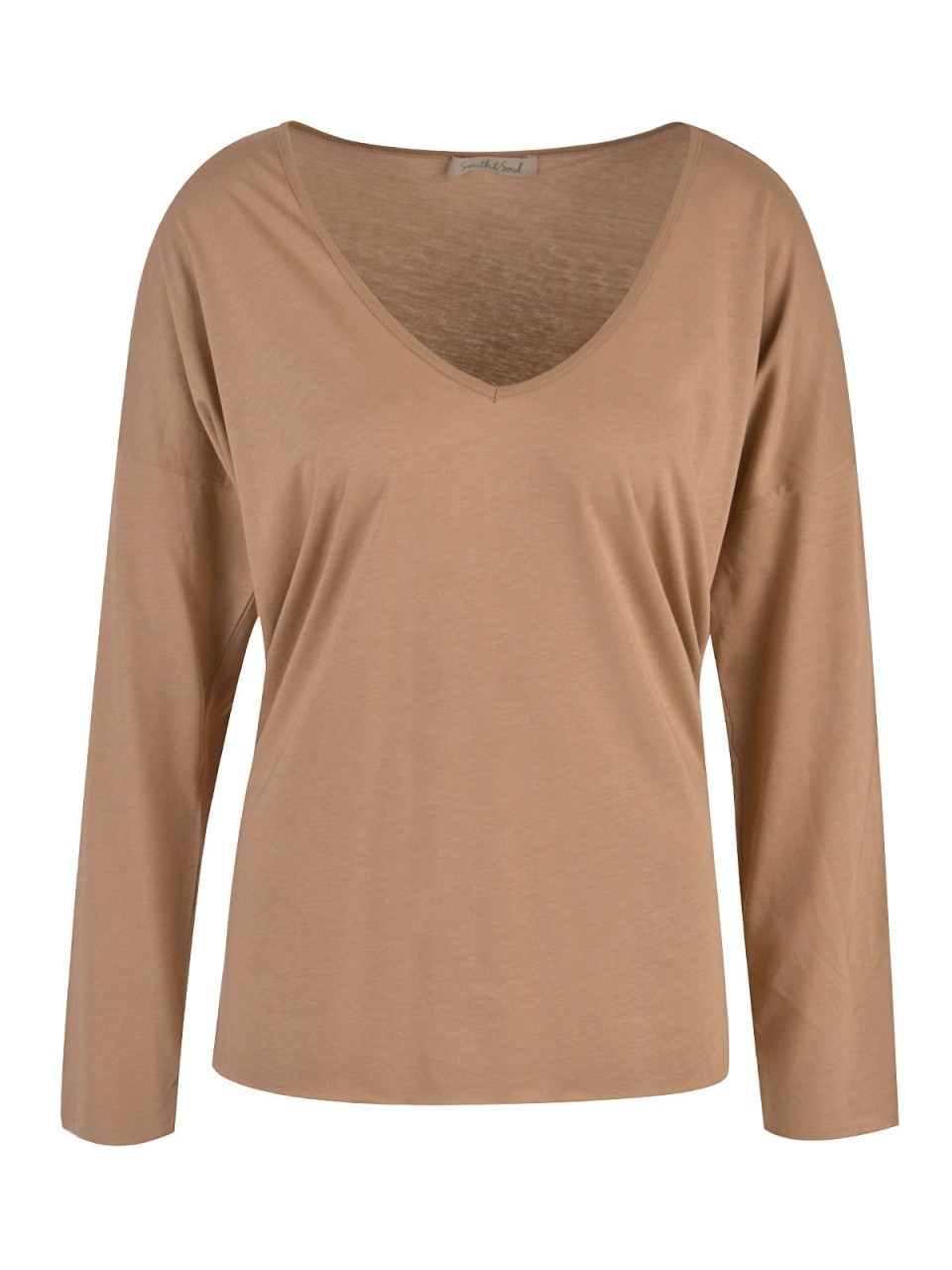 smith-amp-soul-damen-shirt-braun