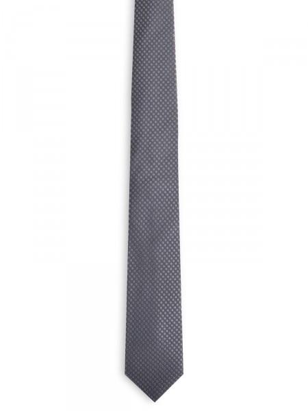 MILANO ITALY Krawatte Seide, grau