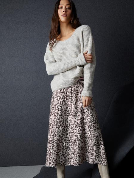 SMITH & SOUL Damen Pullover, beigegrau
